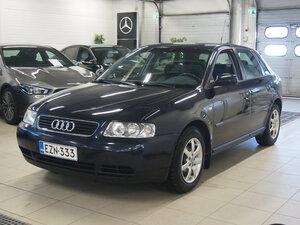 Audi A3 1.6 Attraction 5d, vm. 2002, 185 tkm (2 / 9)