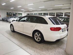 Audi A4 Avant 1,8 TFSI 118 Le Mans, vm. 2010, 125 tkm (3 / 5)