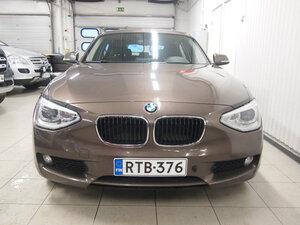 BMW 1-SARJA F20 Hatchback 116i T 5ov A8 Bsn Auto (15), vm. 2014, 75 tkm (3 / 11)