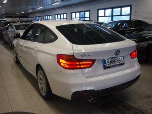 BMW 3-SARJA 320d Turbo A Gran Turismo xDrive Edition, vm. 2015, 140 tkm (8 / 20)