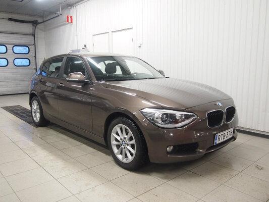 BMW 1-SARJA F20 Hatchback 116i T 5ov A8 Bsn Auto (15), vm. 2014, 75 tkm (1 / 11)